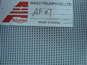 Tela 100% de engranzamento do ar do poliéster 3D (AF07)