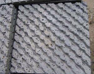 azulejos grandes del travertino del orificio para el del suelo y de la pared