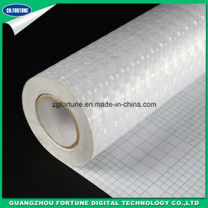 Impressão de Laminação a Frio em PVC Foto Filmagem de Laminação 3D