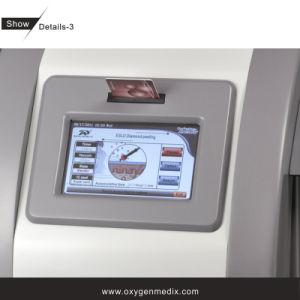 Machine de salon de beauté d'écaillement de diamant de la thérapie d'oxygène PDT