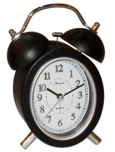 Twin Bell Alarm Clock (KV2316)