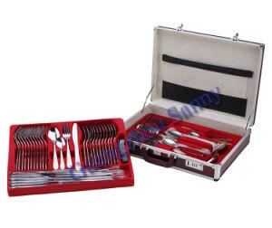 Steel inoxidable Cutlery Set (72PCS)