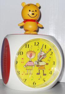 MP3 Alarm Clock (MP3-40A)