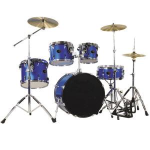 Drum Set 5 PCS / Drum Kit PVC / Drum Set Color (DP2259)