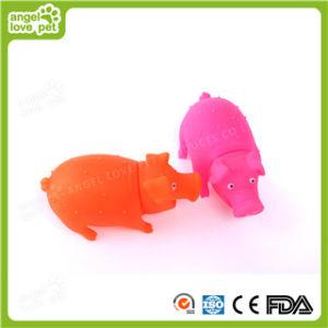 Lustiges quietschendes Latex-Haustier-Spielzeug u. Vinylspielzeug, Haustier-Spielzeug