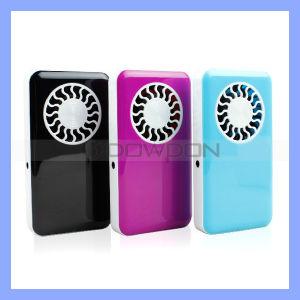 Usb-nachladbarer mini beweglicher Pocket Ventilator-Kühlluft-Handarbeitsweg-Kühlvorrichtung-Ventilator