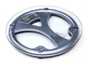 Economic di vetro 150kg Bathroom Health Scale