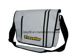 Saco Laptop-06 do portátil do ombro de encerado do PVC