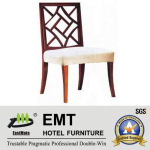 Chaise moderne unique d'hôtel de conception de dossier (EMT-HC78)