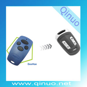 Doorhan Rolling Code Remote Control 433.92MHz Qn-RS175X