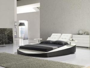 bti la maison moderne de cuir de meubles de chambre coucher de meubles de modle neuf hc307 - Modele De Chambre A Coucher 2016