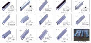 Vidro de 135 graus à braçadeira de vidro para o quarto de chuveiro (FS-504)