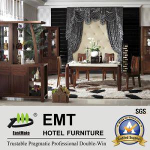 Excellents meubles en bois classiques de salle de séjour (JA-C-1004)