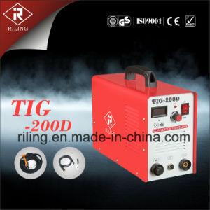 Máquina de soldadura do Mosfet TIG (TIG-140D/160D/200D)