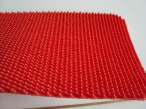 Plancher de PVC (natte de vitesse)