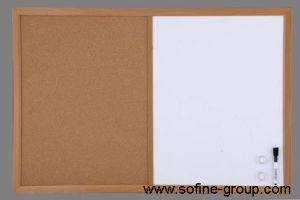 Доска объявлений обернутая бумагой (33012)