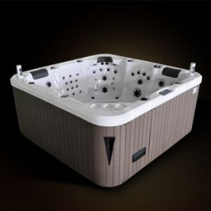 Traditionnelle SPA / Belle Piscine / Luxe Swim Spa (A521)