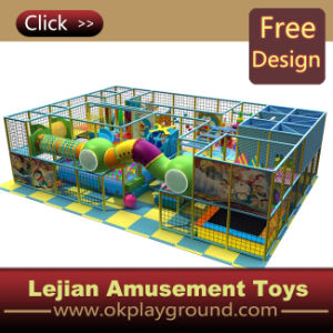 CE municipale Playground Equipment Indoor Playground Soft Play (T1268-8)