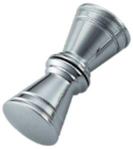 Encaixe da porta do quarto de chuveiro do punho de bronze do botão de porta (FS-606)