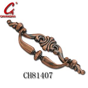 キャビネットの家具のドアの引きのハンドル(CH81407)