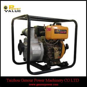 높은 Quality Diesel Engine 9HP 4inch Diesel Water Pump (ZH40DP)