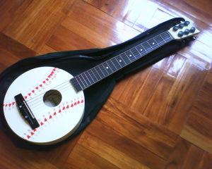Banjo d'instrument de chaîne de caractères de banjo de 6 chaînes de caractères