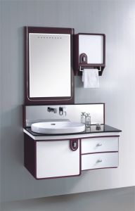 PVC浴室用キャビネットSanitaryware (360)