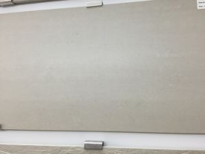 tuile Polished de porcelaine de double chargement de 600X600mm (QC6182P)