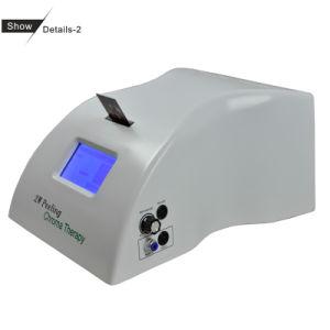 matériel de beauté de microdermabrasion de thérapie de chroma de l'écaillement 2W (CE, ISO13485)