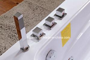 Bañera del masaje del rectángulo con la radio de FM (TLP-679)