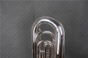 Clés juniors argentées de Tuba/Tuba 3 de Tuba (TU-39S)