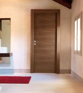 Puertas de madera del ltimo dise o del interior puertas for Diseno de puertas de madera interiores modernas