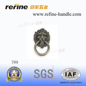 Traitement en alliage de zinc antique de matériel de Module (Z-789)