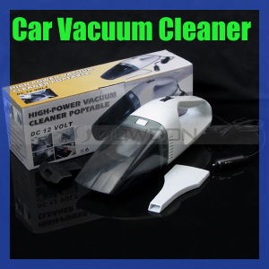 12V Gleichstrom Vehicle Auto Car Vacuum Cleaner Motor 60W für Wet/Dry Use (VC-001)