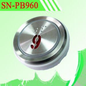 Höhenruder-Drucktaste, Höhenruder zerteilt (SN-PB960)