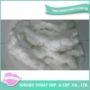 Fios extravagantes de tecelagem de grande resistência do algodão do laço do poliéster