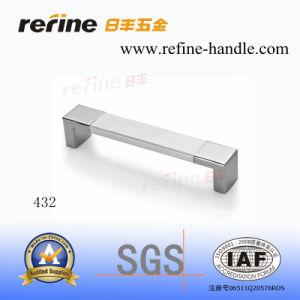Poignée en alliage de zinc de meubles avec le prix chaud (T-432)