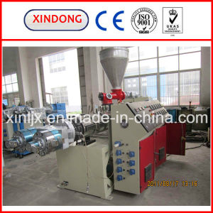 PVC管の放出機械、機械(SJSZ)を作るPVC管