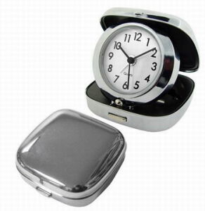 Horloge d'alarme promotionnelle de voyage de cadeau (KV100)