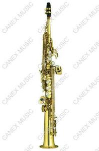 Saxophone droit de /Soprano du saxophone de soprano (SASS301)