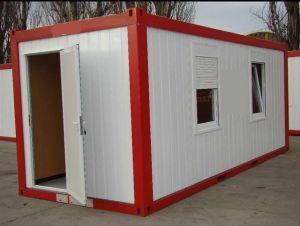 Pr Fabriqu S Bureau De La Maison Container Model011