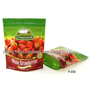 동결된 과일 식품 포장 부대
