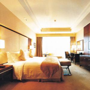 Roi-Chambre à coucher confortable de meubles d'hôtel de modèle réglée (EMT-A1202)