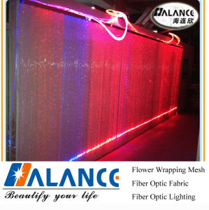 Optische Fiber Waterfall Curtain voor High Class Location (ofc-021)