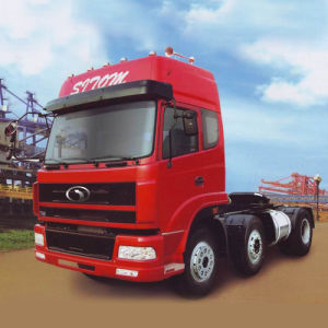 Sitom 6X2 Tractor Truck Good Quality et prix concurrentiel
