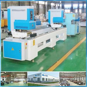 Machine de fabrication de fen tre d 39 upvc appareil souder - Machine de fabrication de treillis a souder ...