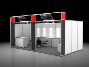 3 3 stand d 39 exposition en aluminium standard for Prix stand salon