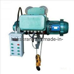 Bloque eléctrico (CD) eléctrico del alzamiento del monocarril cable