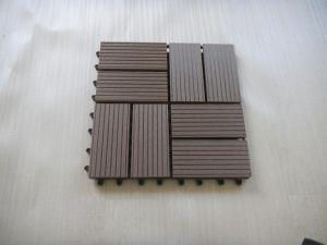 Telha da plataforma do bloqueio WPC DIY de Ocox (DIY303023)