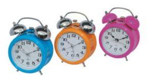 Horloge d'alarme jumelle de Bell (KV204)